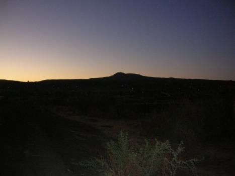 El Cerro del Metate despierta de su letargo