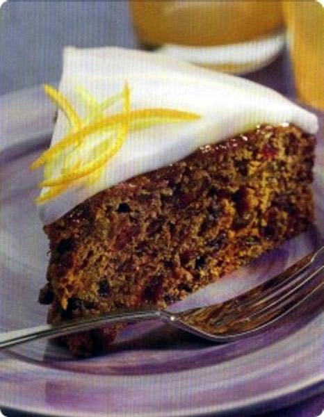 Recetas de cocina, pastel de dátil 2