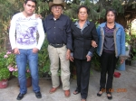 Ziquítaro. Emmanuel,Amado, Petrita, Irma