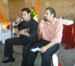 Emmanuel y Miguel