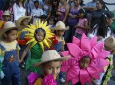 La Piedad. Del desfile infantil de Primavera 011, c