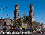 Ciudad de México. Templo de San Hipólito. De la red