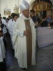 La Piedad. La despedida, 104. Monseñor Alberto Suárez Inda